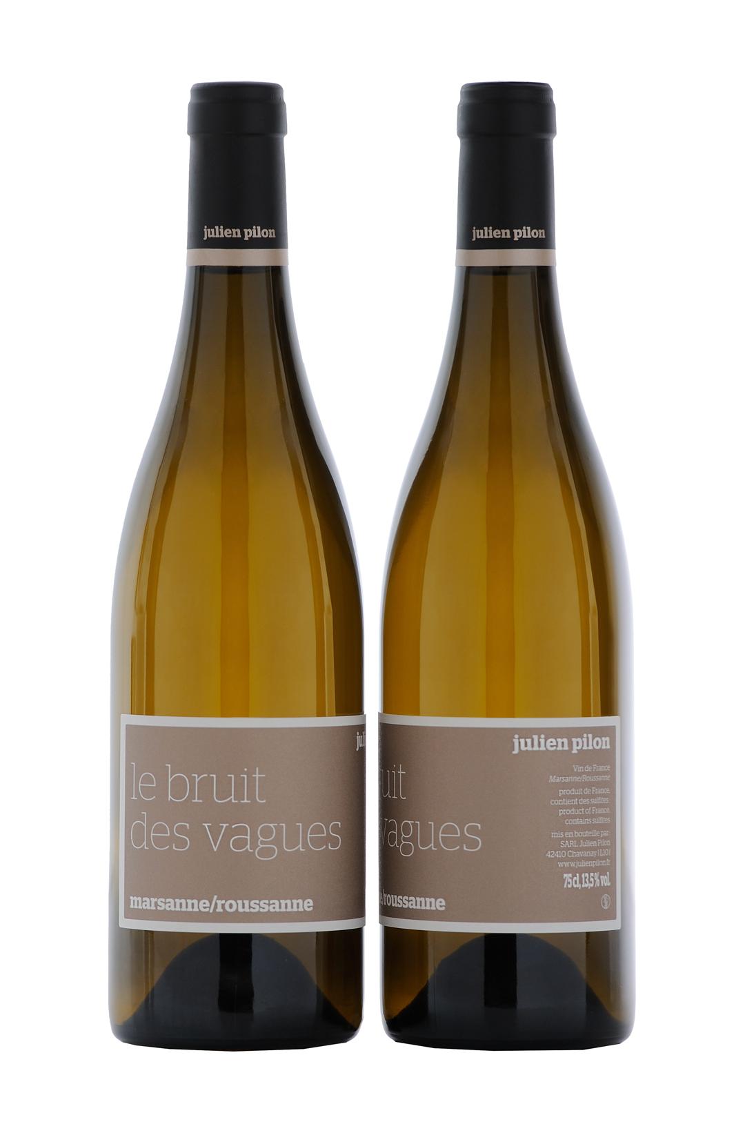 Redesign des étiquettes la gamme vins de cépage
