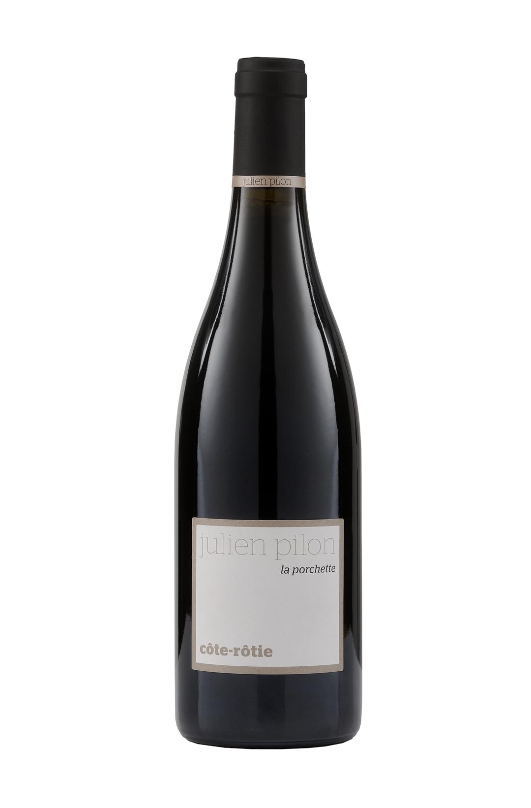 Cuvée AOC Côte-Rôtie La porchette vin rouge