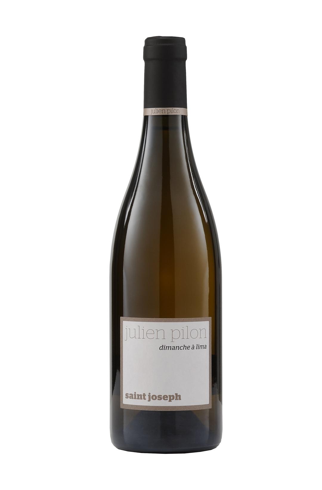 Cuvée AOC Saint-Joseph Dimanche à Lima vin blanc