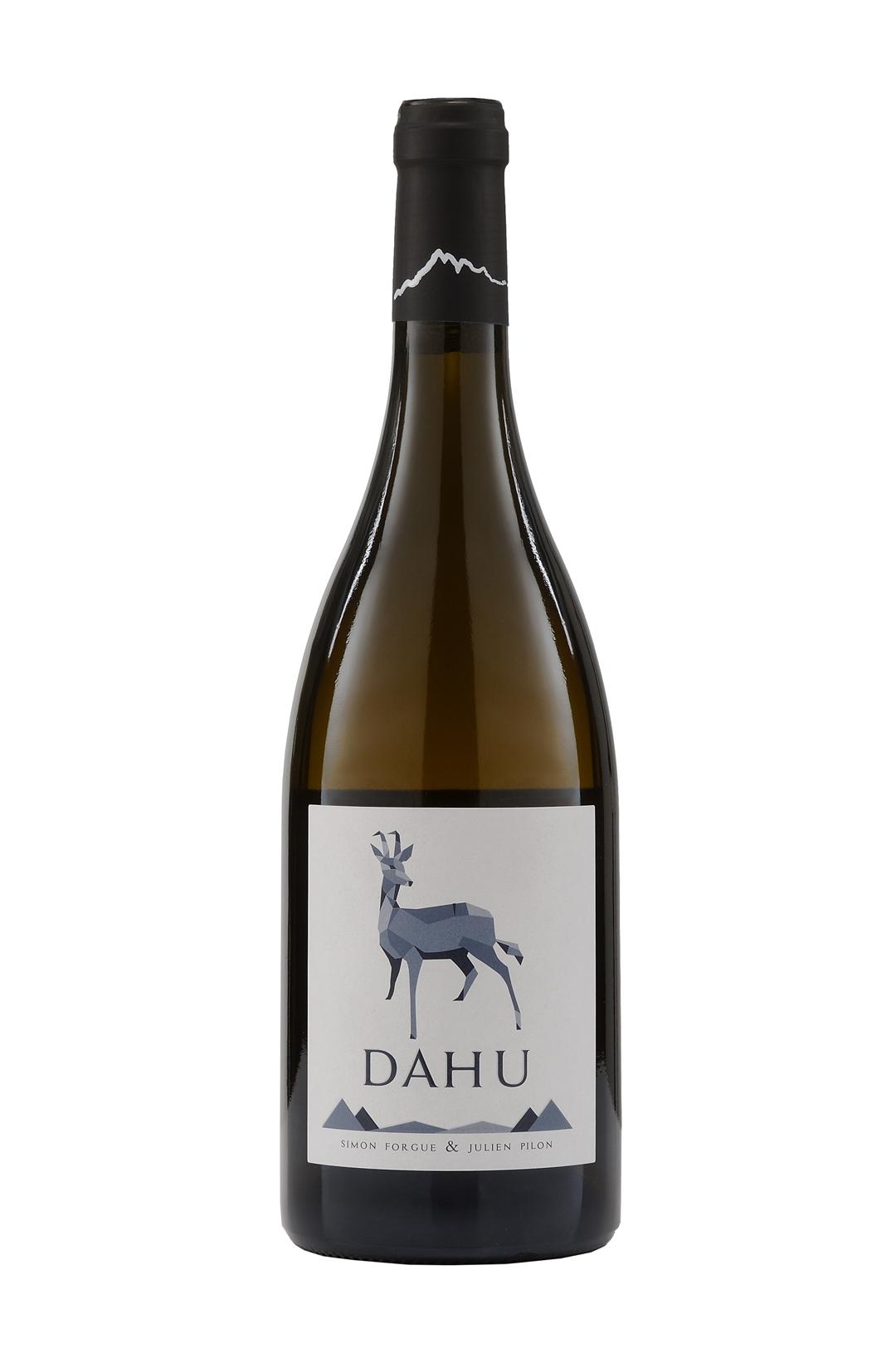 Cuvée Dahu vin de cépage blanc